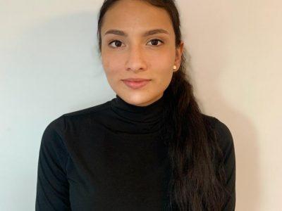 Ara Sanchez. Administrative Assistant